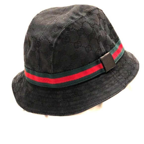 Gucci Accessories - Gucci bucket hat size M 1d1ff0d063fb